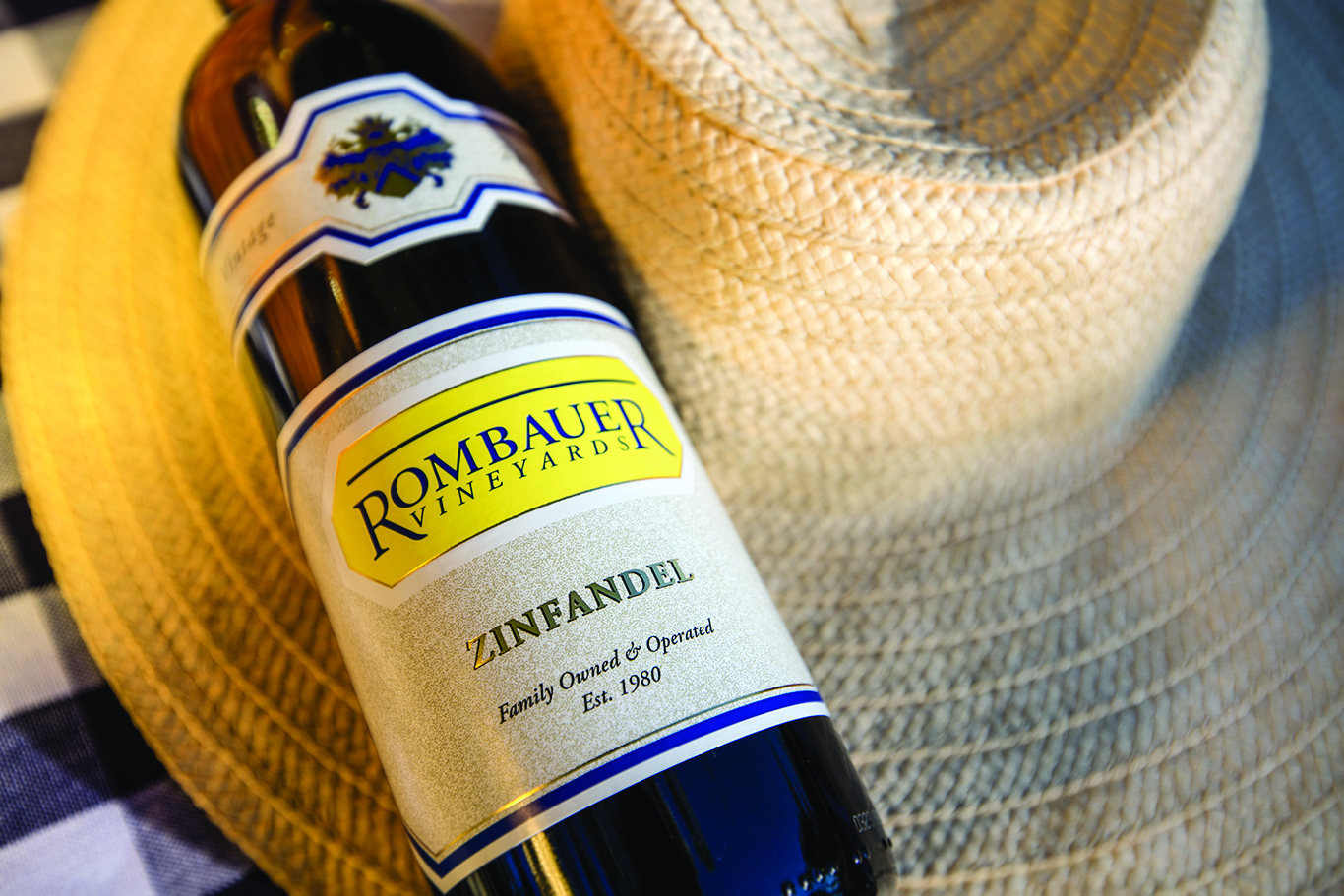 The 2014 Rombauer Zinfandel ($29.99) is a masterful, boundary-pushing Zin with its dark, purple-ruby hue.Concentrated flavors of cranberry, licorice and spice are enhanced by the generous 15.90 percent alcoholcontent.