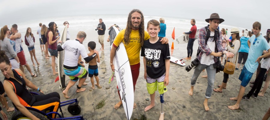 Sports Talk: Time was right for adaptive surfing debut atSwitchfootevent