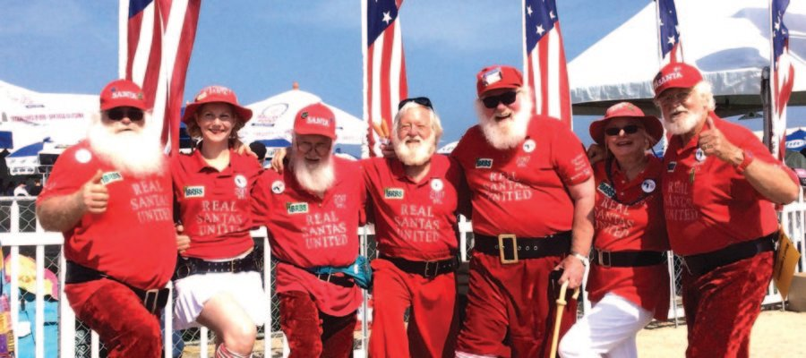 Real Santas celebrate four years of progress to end childhood obesity