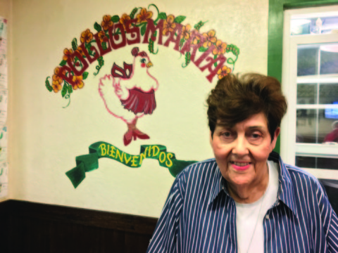 Lick the Plate: Chicken rules at the iconic Pollos Maria