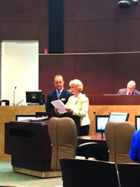 Crist retires after 27 years of service to city