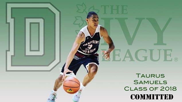 Vista High basketball standout commits to Dartmouth