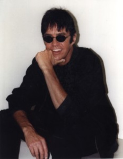 Mark Lindsay is the former lead singer of Paul Revere & The Raiders.