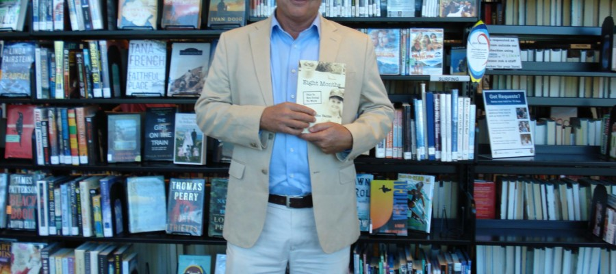 A Place to Call Home: Leucadia author to talk about new book