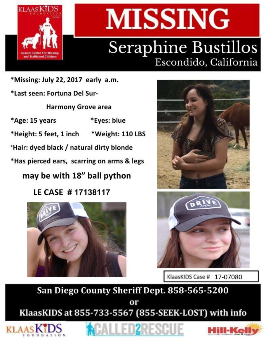 Investigation continues into disappearance of 15-year-old girl
