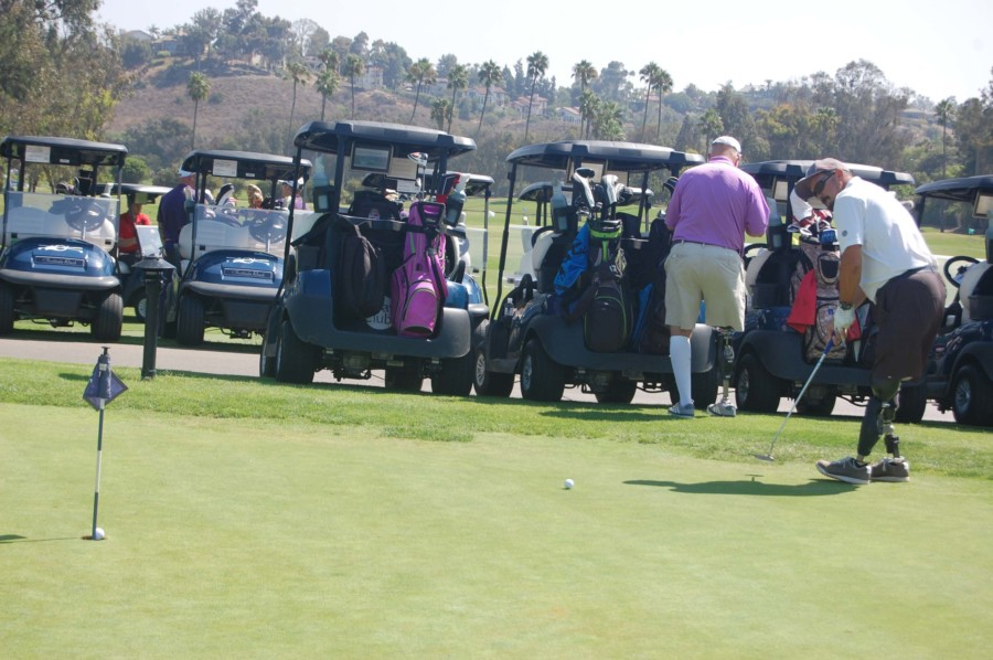10th annual Game On event a hole-in-one for the record book