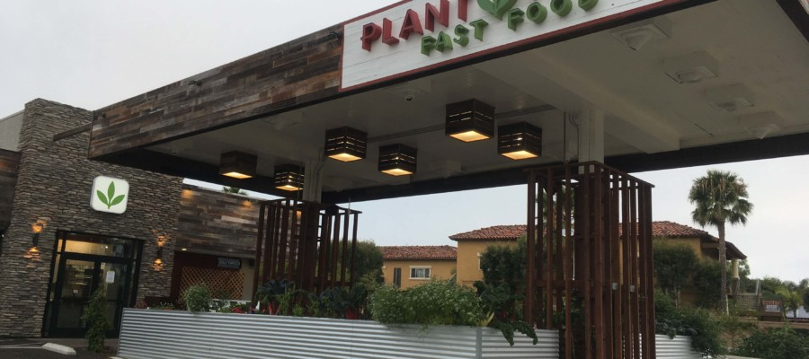 Vegan fast-food restaurant opens Encinitas location