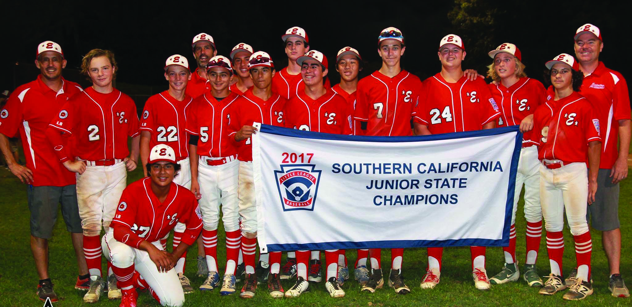 Encinitas Little League repeats as state champs
