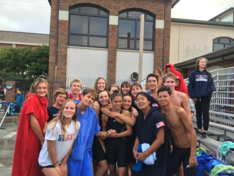 Swimmers reclaim long course bragging rights