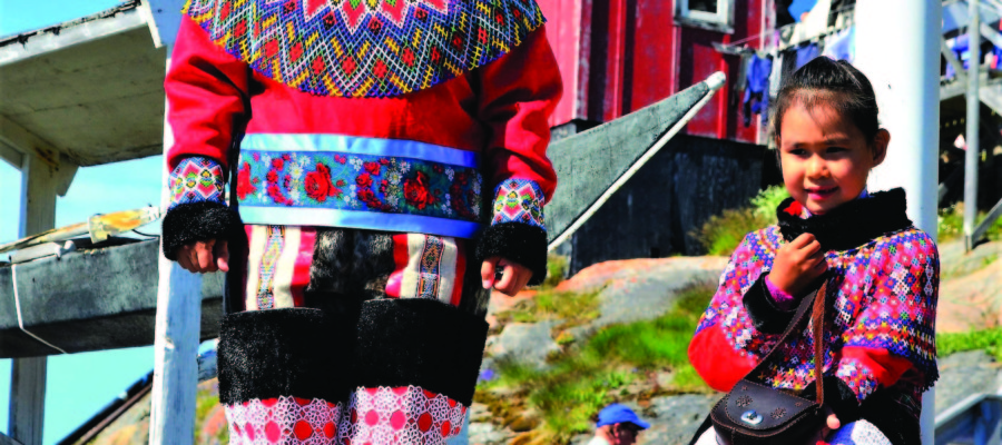 Hit the Road: In Greenland, a color-filled conclusion to an Arctic tour