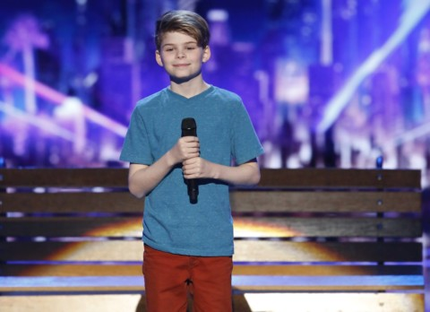 12-year-old boy advances in 'America's Got Talent'