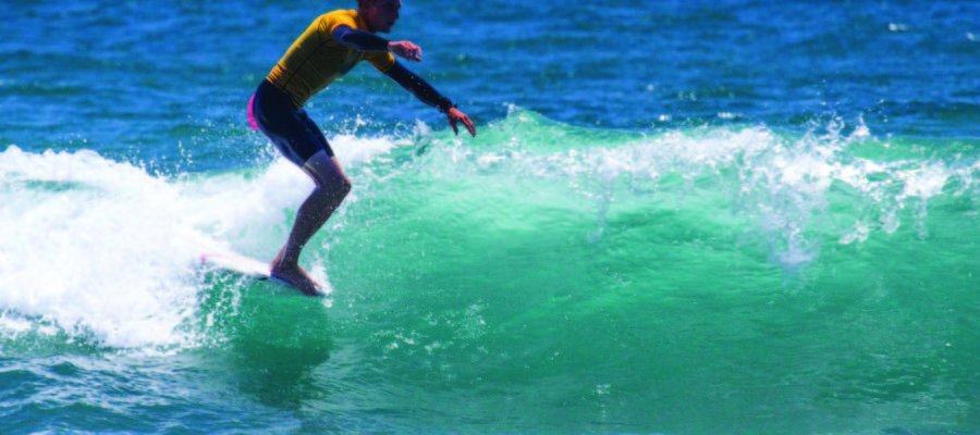 Longboard contest offers tradition, world-class surfers and ohana