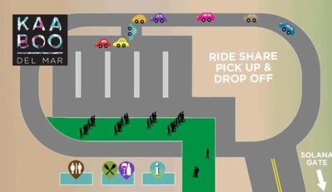 KAABOO works to lessen traffic and parking problems