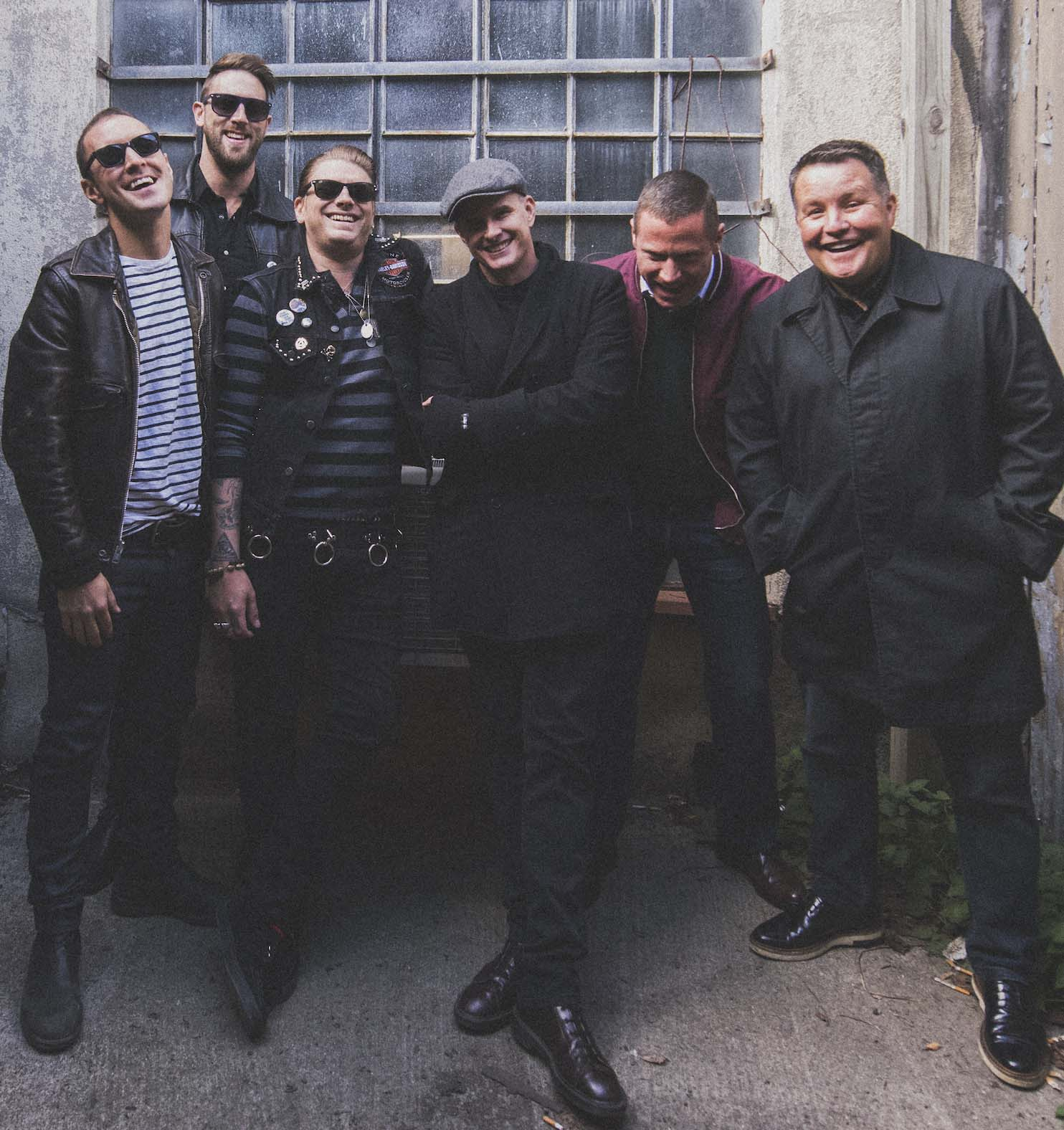 Dropkick Murphys sound as hungry as ever