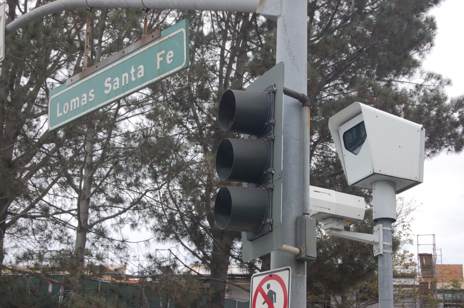 Red-light camera program extended in Solana Beach - The