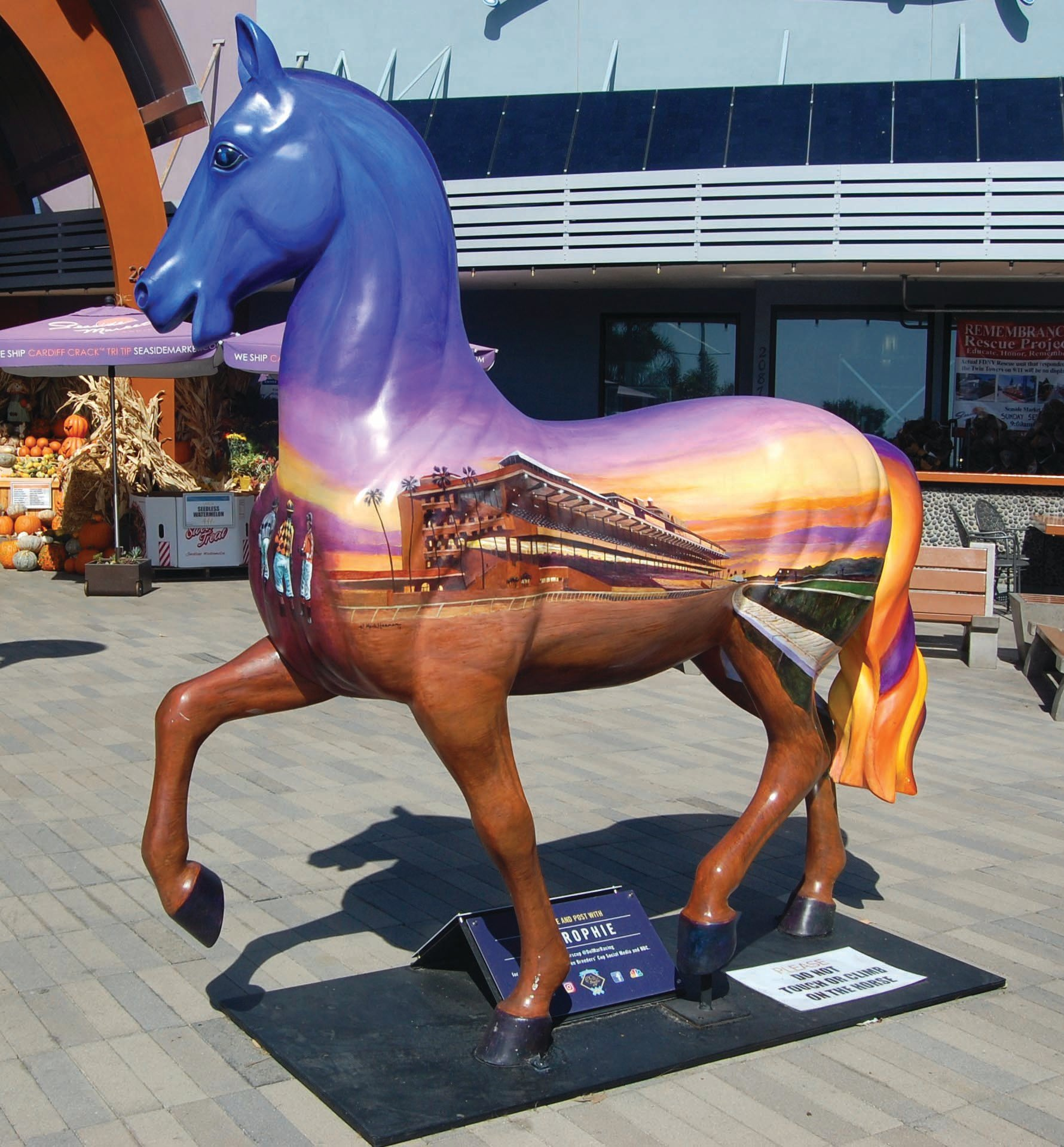 Weeklong events lead up to Breeders' Cup at Del Mar