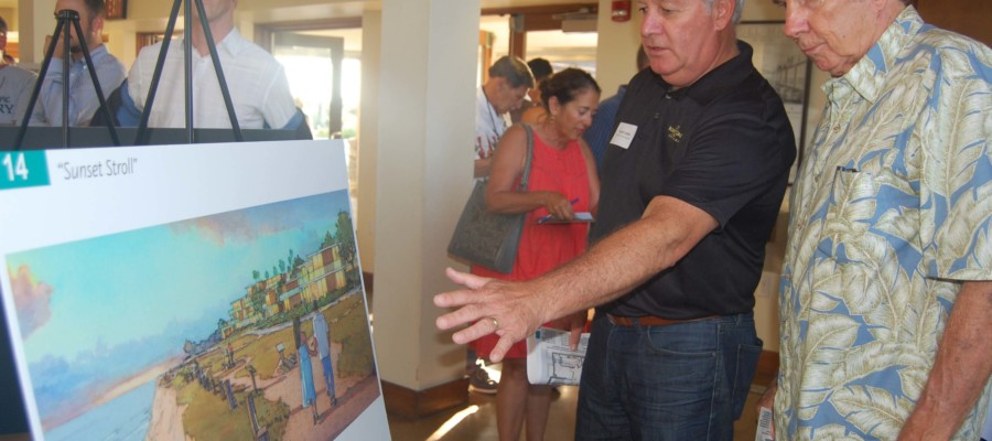 Plans for bluff-top resort unveiled