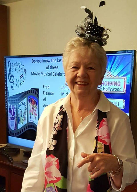 Local woman brings Golden Age of Hollywood to seniors