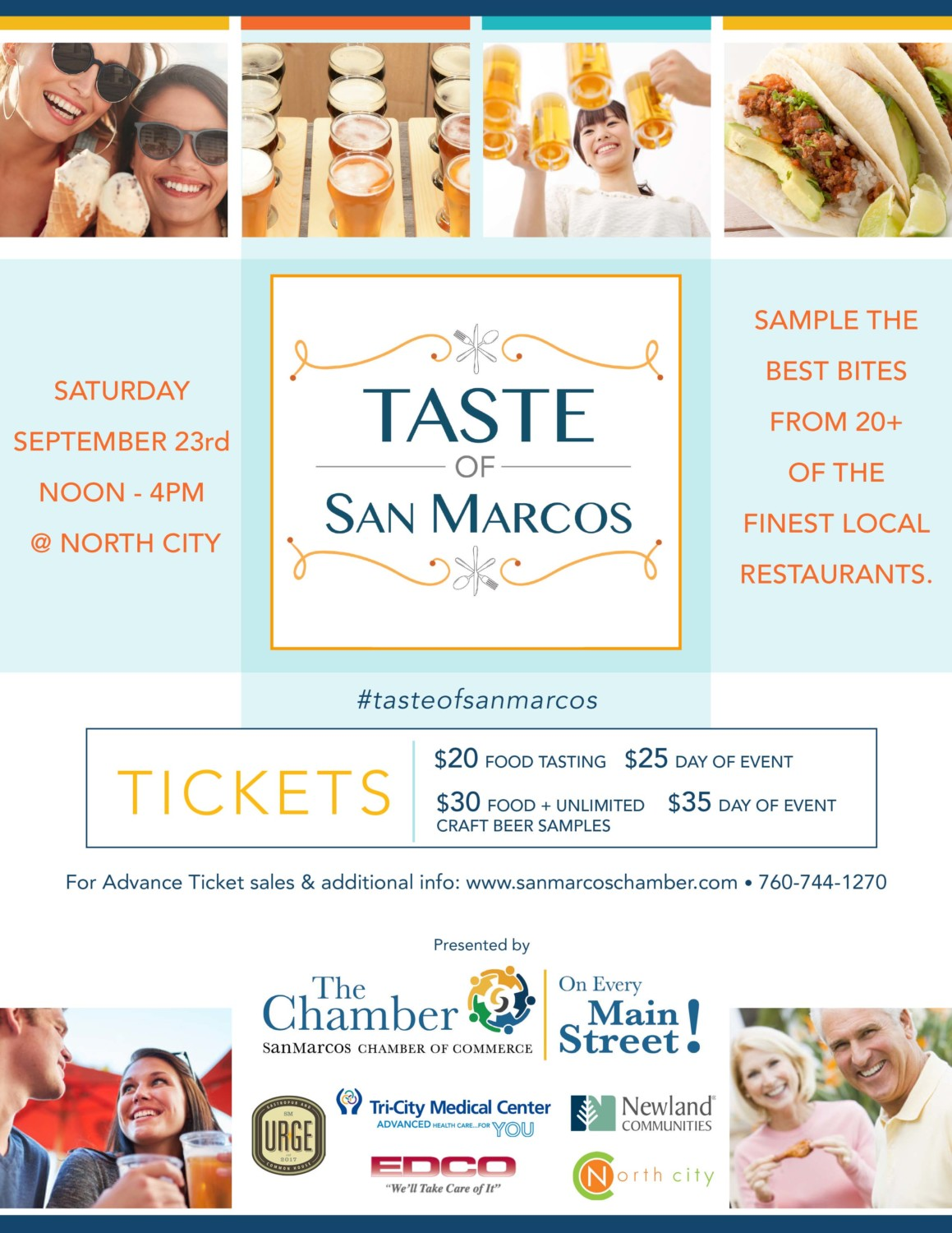 Lick the Plate: Taste of San Marcos is back featuring a burgeoning restaurant scene