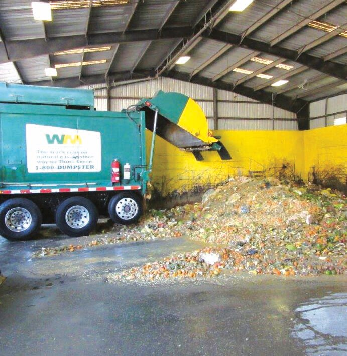 Pilot program launches using food waste for renewable energy