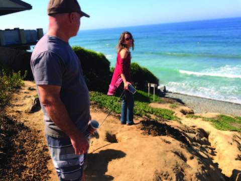Family wants answers after girl falls down beach cliff