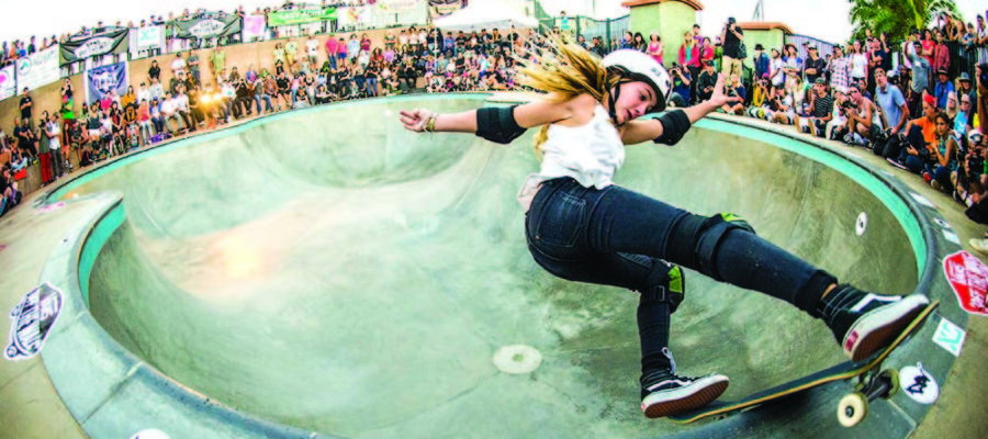 Women's skate event back in Encinitas