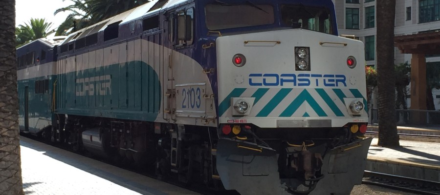 North County rail service to shut down for staging work