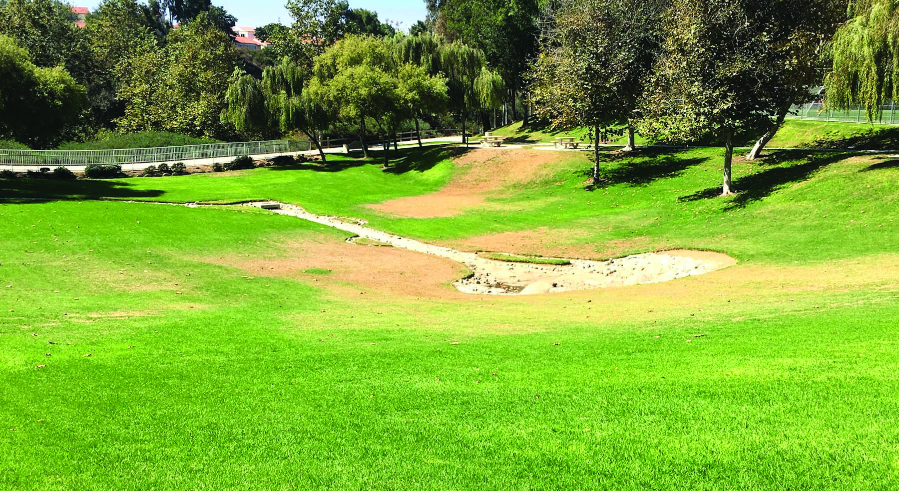 Residents, city work to relocate Poinsettia dog park