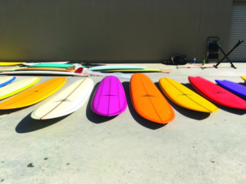 Waterspot: Surfing the future