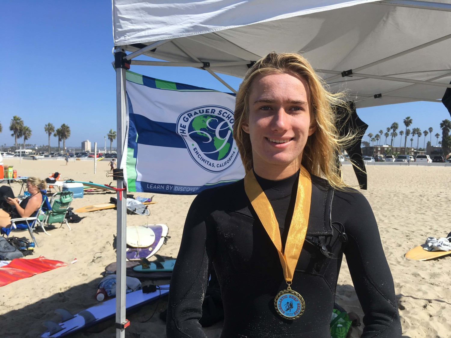 Waterspot: Yes, he's a surfer
