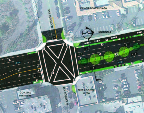 Upgrades coming to Lomas Santa Fe corridor