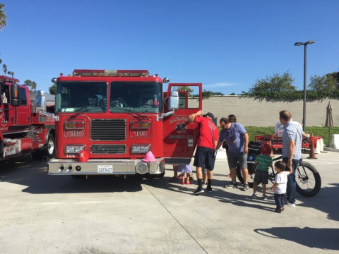 Thousands flock to Public Safety Open House