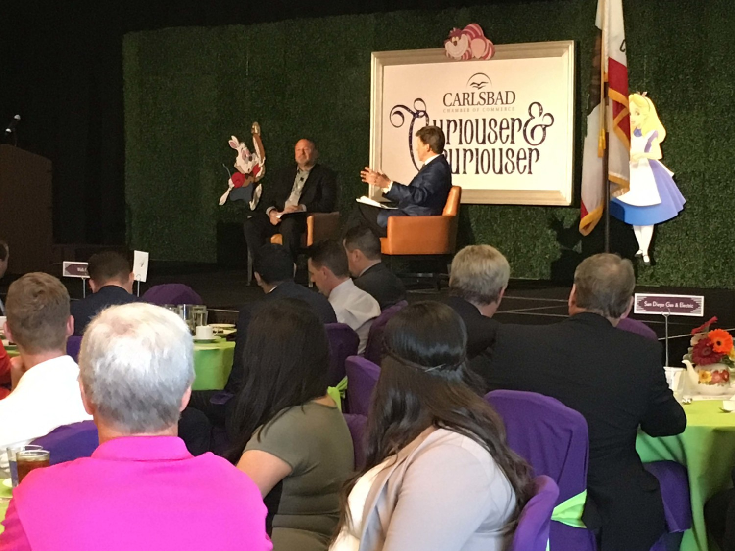 Carlsbad chamber honors small businesses