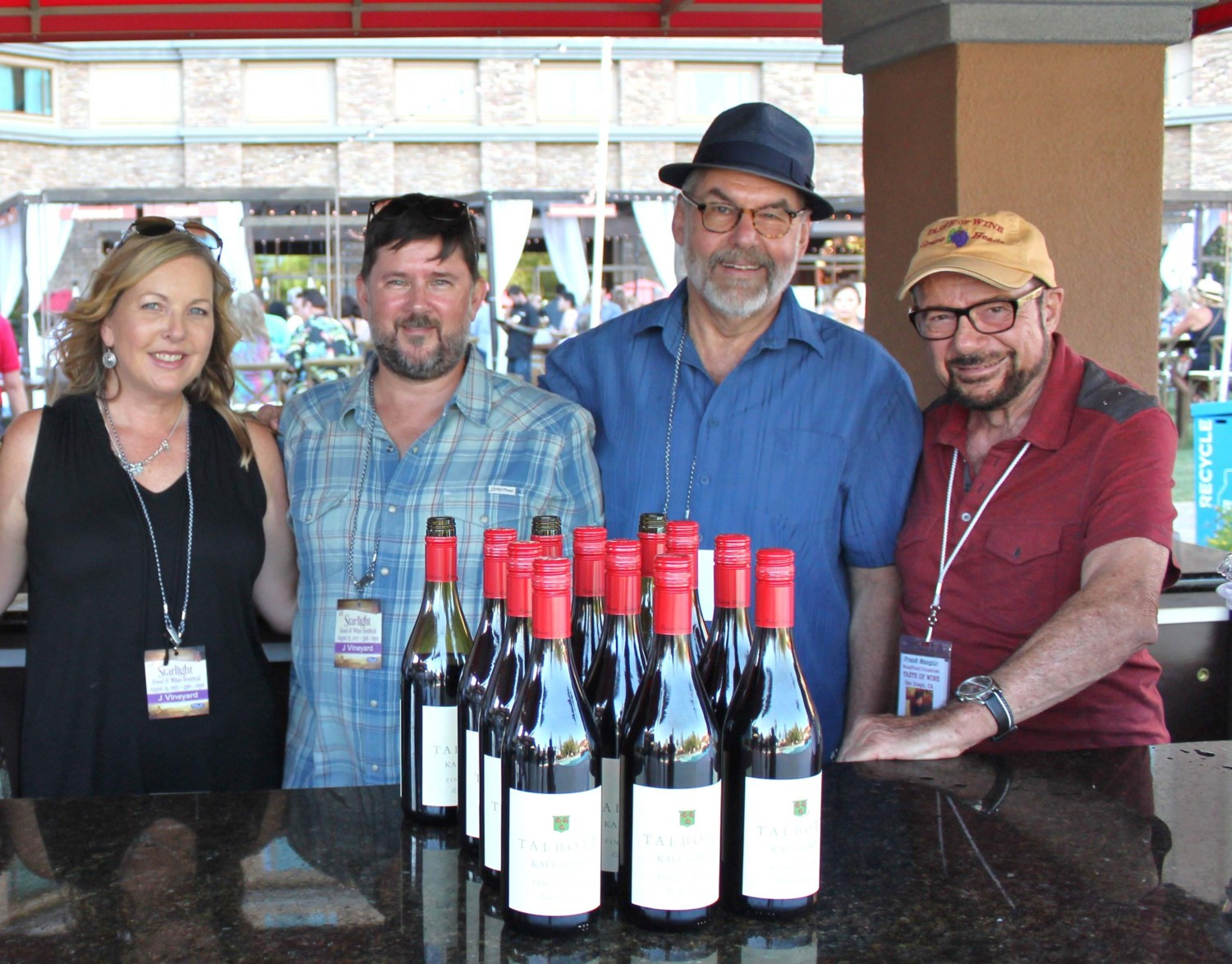 Taste of Wine: Grgich, Justin, Talbot and ZD shine at Pala Festival