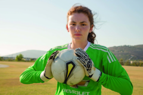 Soccer trio among Chevrolet 'Goalkeepers'