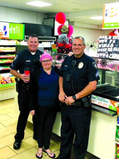 Carlsbad police raising funds for longtime friend of department