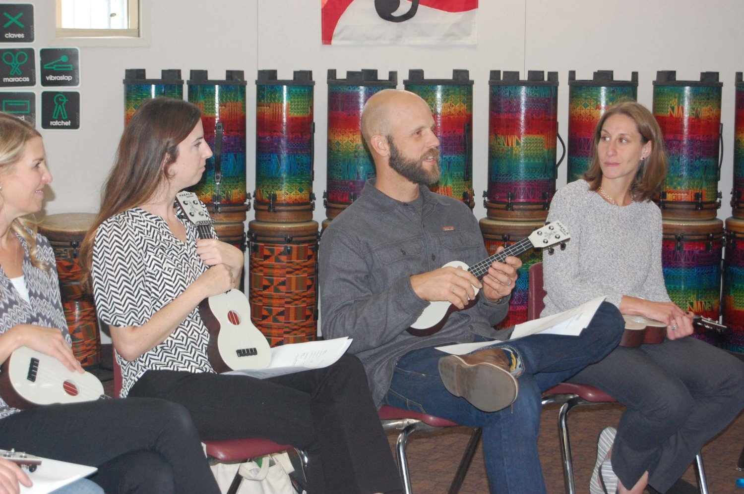 Coast teachers in tune with new music program