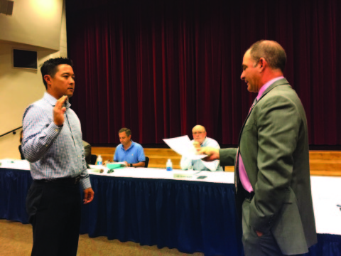 Yonemitsu appointed to fill school district board opening
