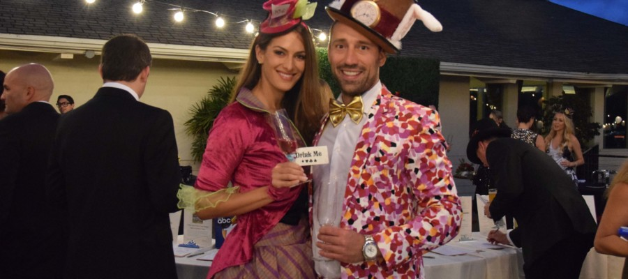 Down the rabbit hole at annual Junior League Gala