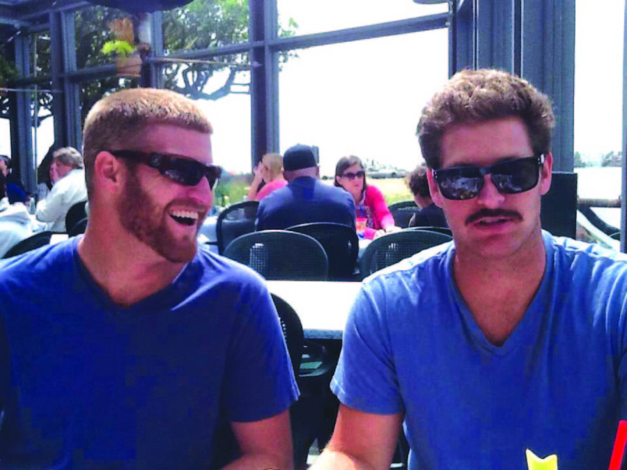 Carlsbad lifeguard walking again after bodysurfing accident