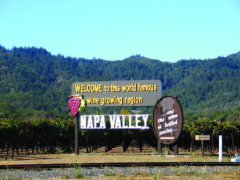 Taste of Wine: Help the comeback — buy  a bottle of Napa Valley wine