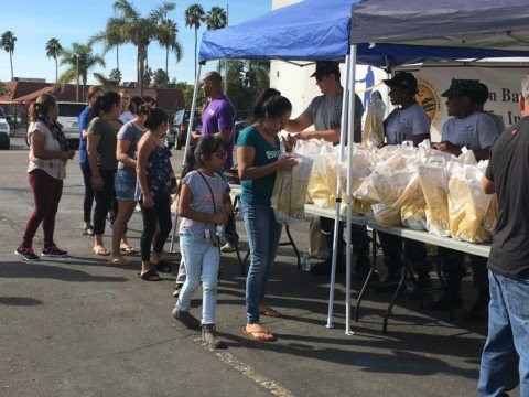 Rincon tribe delivers 600 free Thanksgiving meals