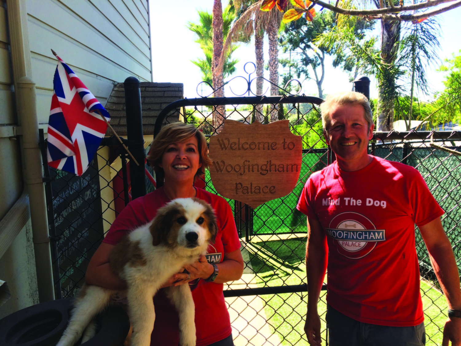 Woofingham Palace, a hit with locals, set to expand