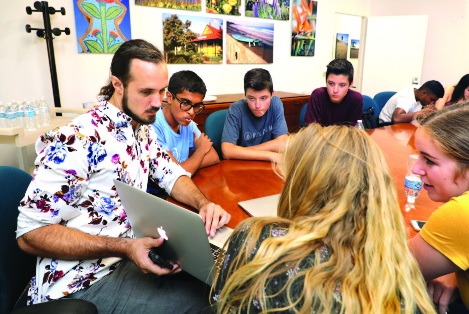 Program aims to make leaders
