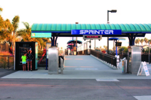 $28 million in transit center improvements enhance passenger travel, freight delivery