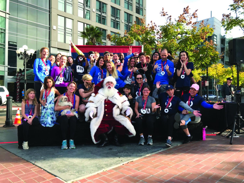 Carlsbad woman takes on Huntington's disease