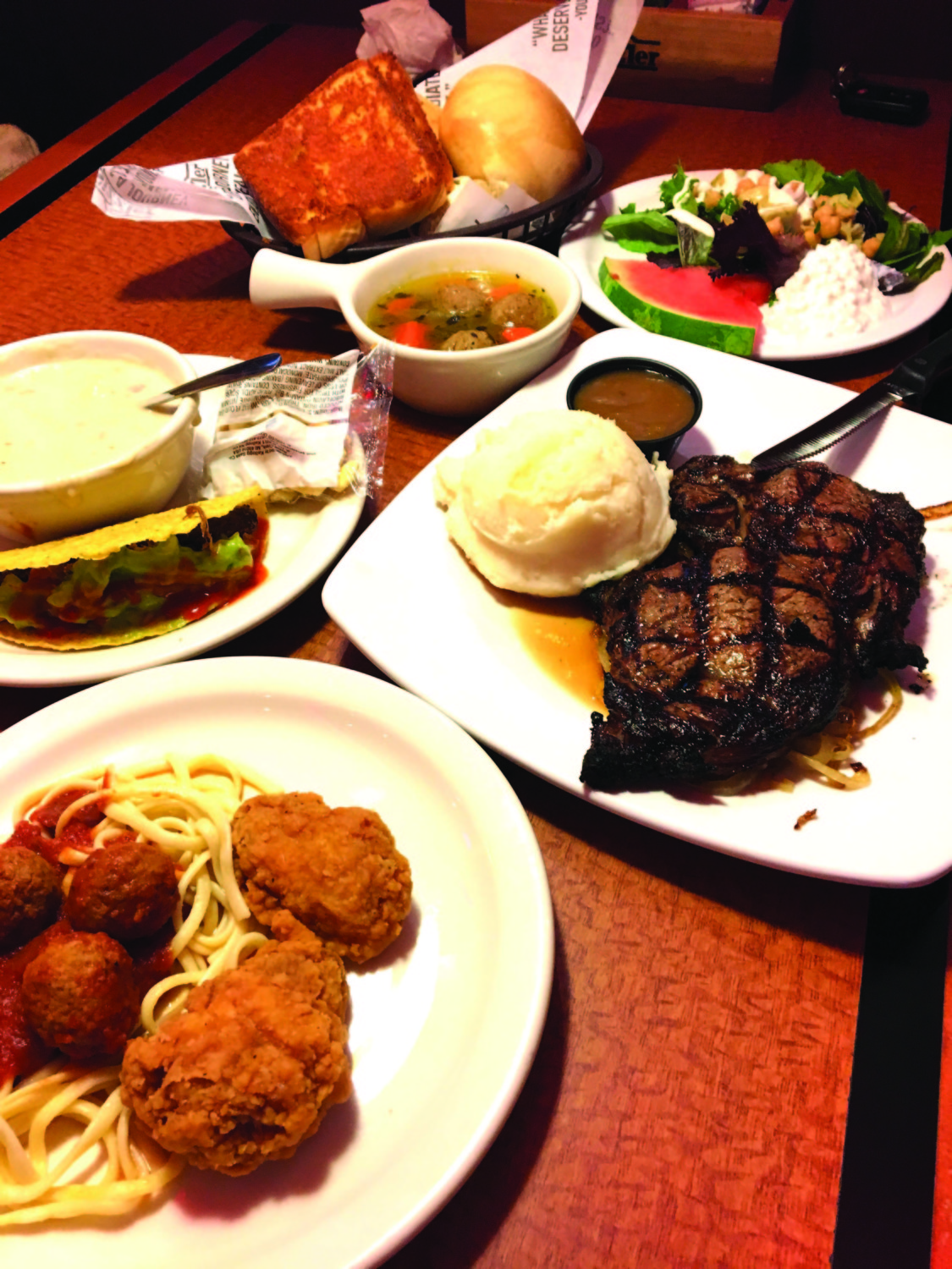 Lick the Plate: Sizzler surprises in Oceanside