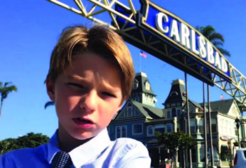 Carlsbad 8-year-old is city's first 'mini mayor'