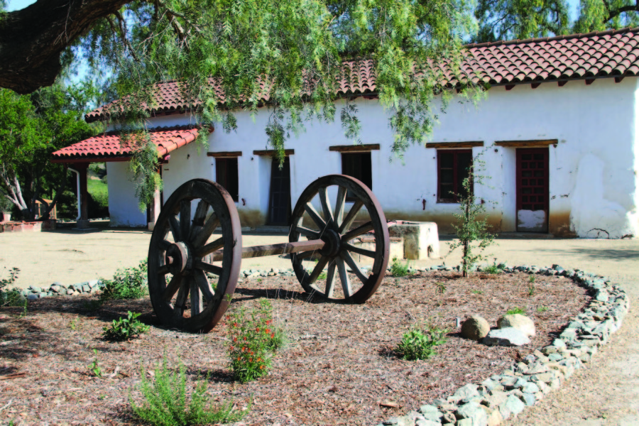 Osuna Ranch joins National Register of Historic Places