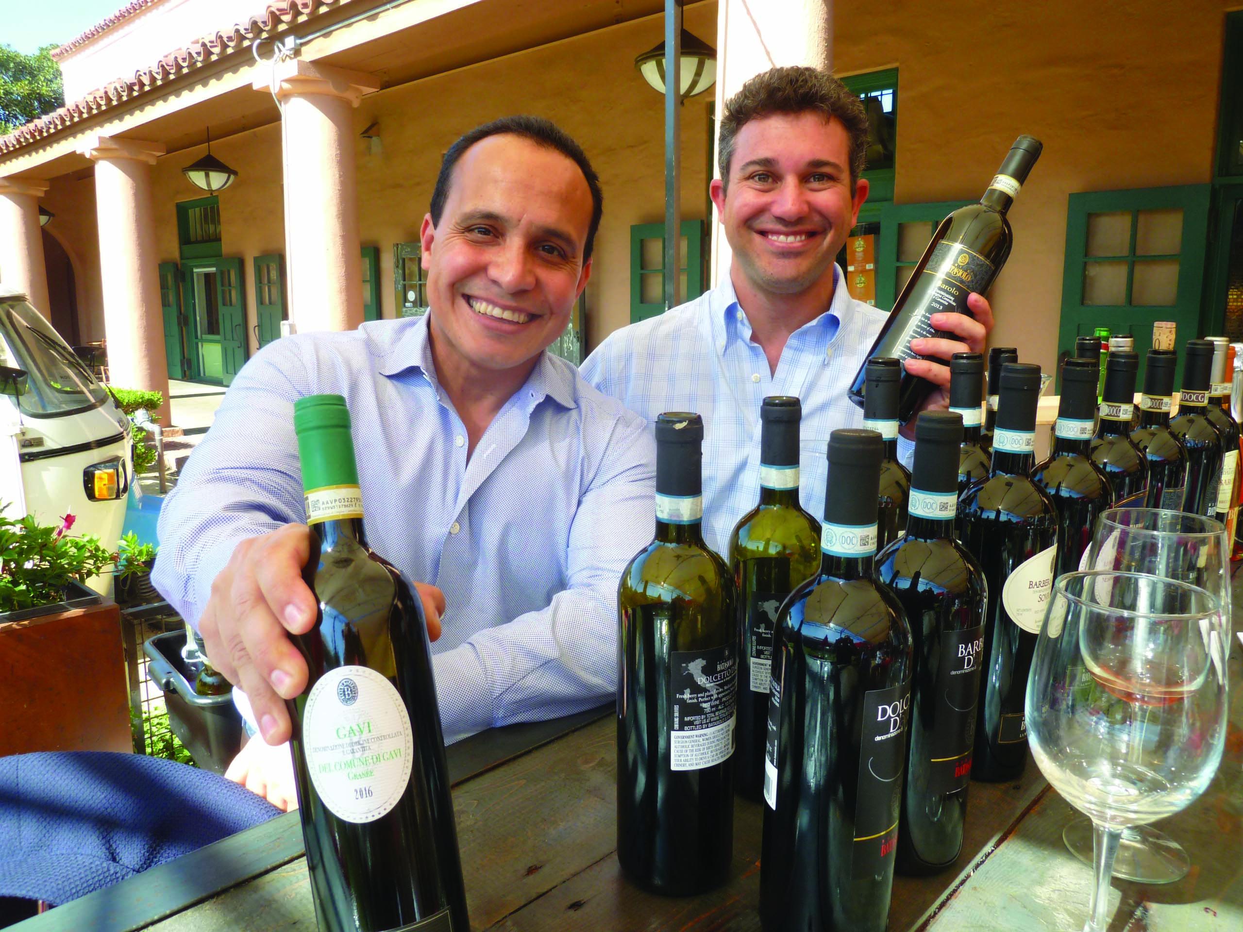Taste of Wine: Molto Bene Amore — Beni di Batasiolo & Buona Forchetta
